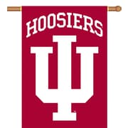 BSI Products NCAA 2-Sided Banner; Indiana