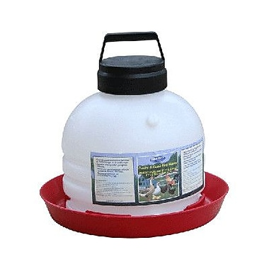 Millside Industries Top Fill Poultry Fountain; 5 Gallon