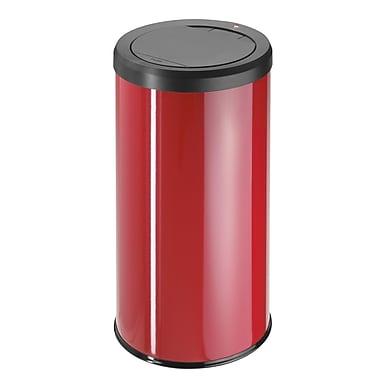 Hailo USA Inc. Big Bin 11.9 Gallon Trash Can; Red