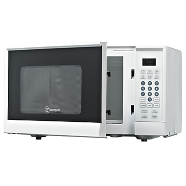 Westinghouse 19'' 0.9 cu.ft. Countertop Microwave; White