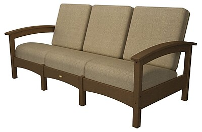 Trex Rockport Club Sofa; Tree House / Sesame