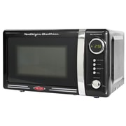 Nostalgia Electrics 0.7 Cu. Ft. 700W Countertop Microwave; Black