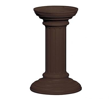Salsbury Industries Regency 2.5 Ft. H Pedestal; Bronze