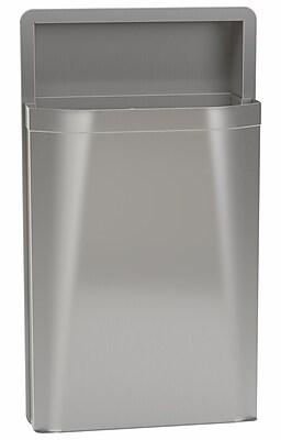 Bradley Corporation Diplomat Series 12 Gallon Trash Can