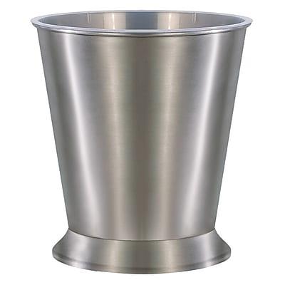 NU Steel Rosemont 2.25 Gallon Waste Basket