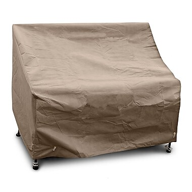KoverRoos KoverRoos III Bench / Glider Cover; 37'' H x 75'' W x 28'' D