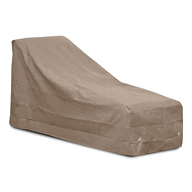 KoverRoos KoverRoos III Chaise Cover; 35'' H x 31'' W x 80'' D