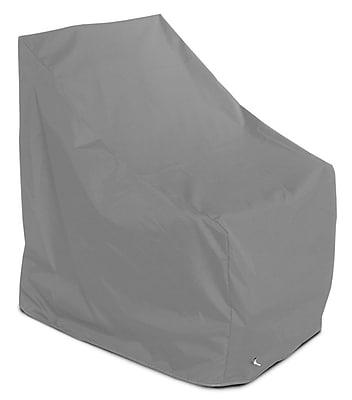 KoverRoos Weathermax Adirondack Chair Cover; Grey