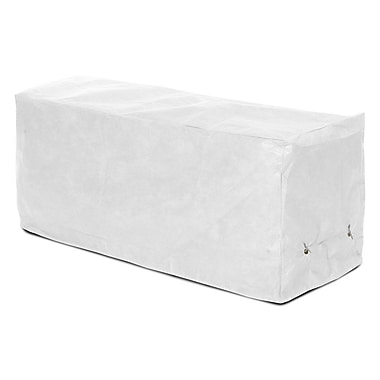 KoverRoos DuPont Tyvek Garden Seat Cover; 18'' H x 63'' W x 28'' D