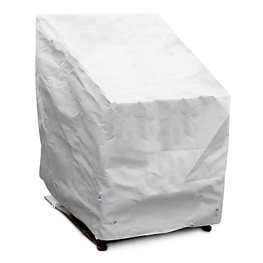 KoverRoos DuPont Tyvek High Back Chair Cover; 39'' H x 32'' W x 37'' D