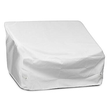 KoverRoos Weathermax Loveseat / Sofa Cover; White