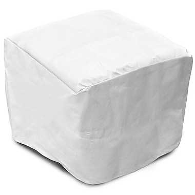 KoverRoos SupraRoos Square Ottoman / Small Table Cover; 18'' H x 41'' W x 41'' D