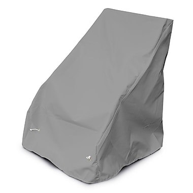 KoverRoos Weathermax Chair Cover; Grey