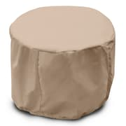 KoverRoos Weathermax  Round Table Cover; Toast