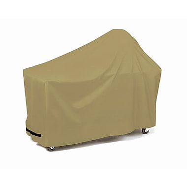 Two Dogs Designs Smoker Cover - Fits up to 62''; Khaki