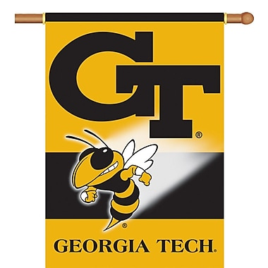 BSI Products NCAA 2-Sided Banner; Georgia Tech
