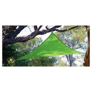 Coolaroo Triangle 10ft. Party Sail; Green