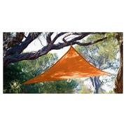 Coolaroo Triangle 10ft. Party Sail; Orange