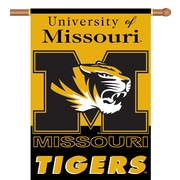 BSI Products NCAA 2-Sided Banner; Missouri