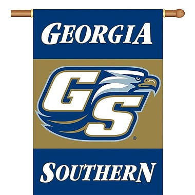 BSI Products NCAA 2-Sided Banner; Georgia Southern University