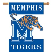 BSI Products NCAA 2-Sided Banner; Memphis