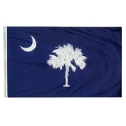 Annin Flagmakers South Carolina State Flag; 3' x 5'