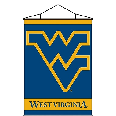 BSI Products NCAA Banner; West Virginia