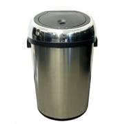 itouchless Touchless 23 Gallon Motion Sensor Stainless Steel Trash Can