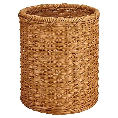 OIA Organize It All Natural Waste Basket;