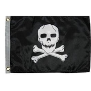 Taylor Made Products Novelty Design Jolly Roger Traditional Flag