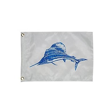 Taylor Made Products Novelty Design Sailfish Traditional Flag