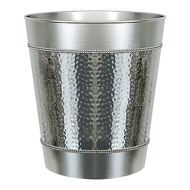 NU Steel Hudson 2.25 Gallon Waste Basket