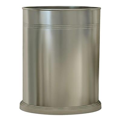 NU Steel Dual Ridge 1.75 Gallon Waste
