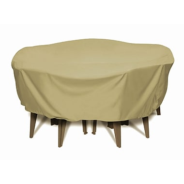 Two Dogs Designs Round Table Set Cover