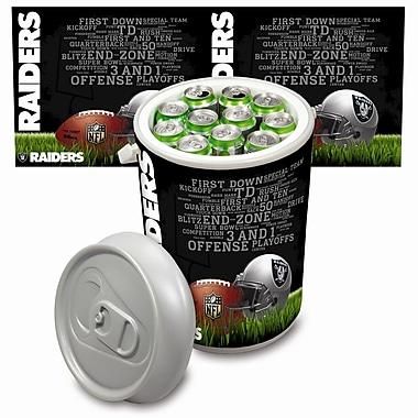 Picnic Time 20 Qt. NFL Mega Cooler; Oakland Raiders