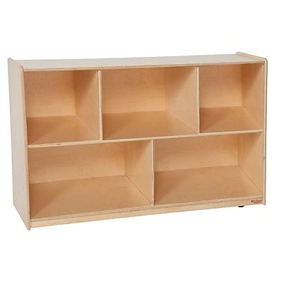 Wood Designs™ Storage Tip-Me-Not™ 30