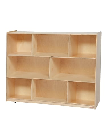 Wood Designs™ Storage Tip-Me-Not™ 36