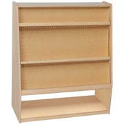 Wood Designs™ Literacy Mobile Library, Wood