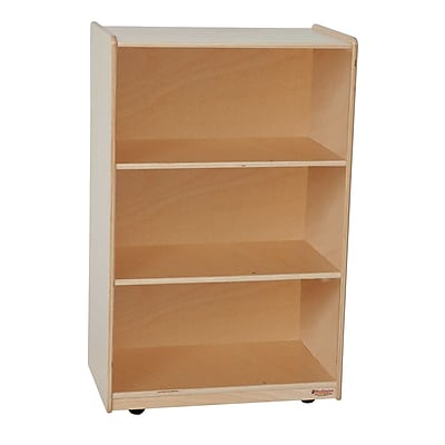 Wood Designs Storage Shelf, Birch, 38