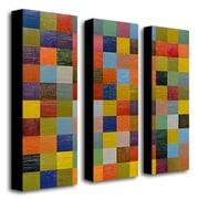 "Trademark Fine Art 8"" x 24"" Wooden Frame Gallery-Wrapped Canvas Art"
