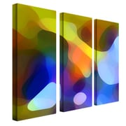 "Trademark Fine Art 12"" x 32"" ABS/Canvas Gallery Wrapped Art"