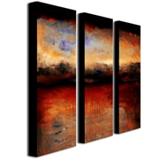 "Trademark Fine Art 32"" x 10"" Canvas Wall Art"