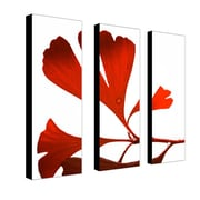 "Trademark Fine Art 8"" x 24"" Canvas Wall Art"
