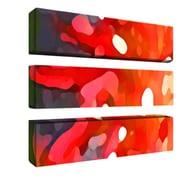 """Trademark Fine Art 8"""" x 32"""" ABS/Canvas Wall Art"""