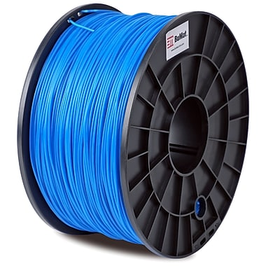 Flashforge™ BuMat™ 1.75 mm 2.2lbs. PLA Filament With Spool For FFF 3D Printer, Blue