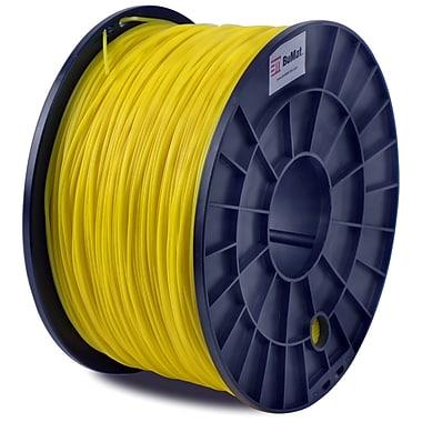 Flashforge™ BuMat™ 1.75 mm 2.2lbs. PLA Filament With Spool For FFF 3D Printer, Yellow