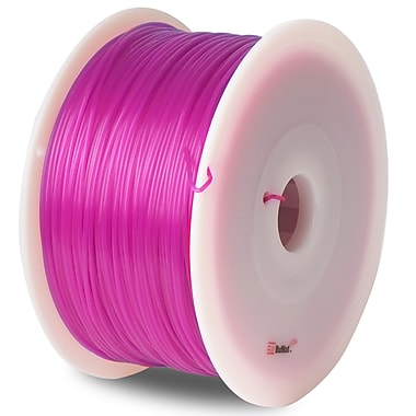 Flashforge™ BuMat™ Elite 1.75 mm 2.2lbs. PLA Filament With Spool For FFF 3D Printer, Purple