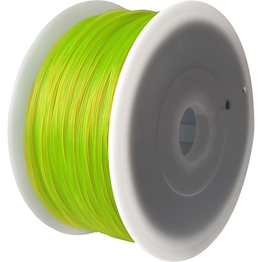 Flashforge™ 1.75 mm PLA Filament For FFF 3D Printer, Yellow