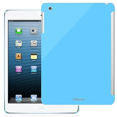 i-Blason Smart Cover Hard Snap On Slim Fit Case For iPad Air, Blue