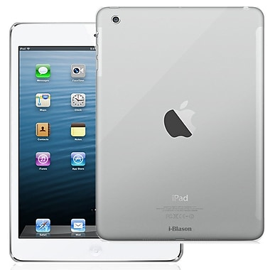 i-Blason Smart Cover Hard Snap On Slim Fit Case For iPad Air, Clear